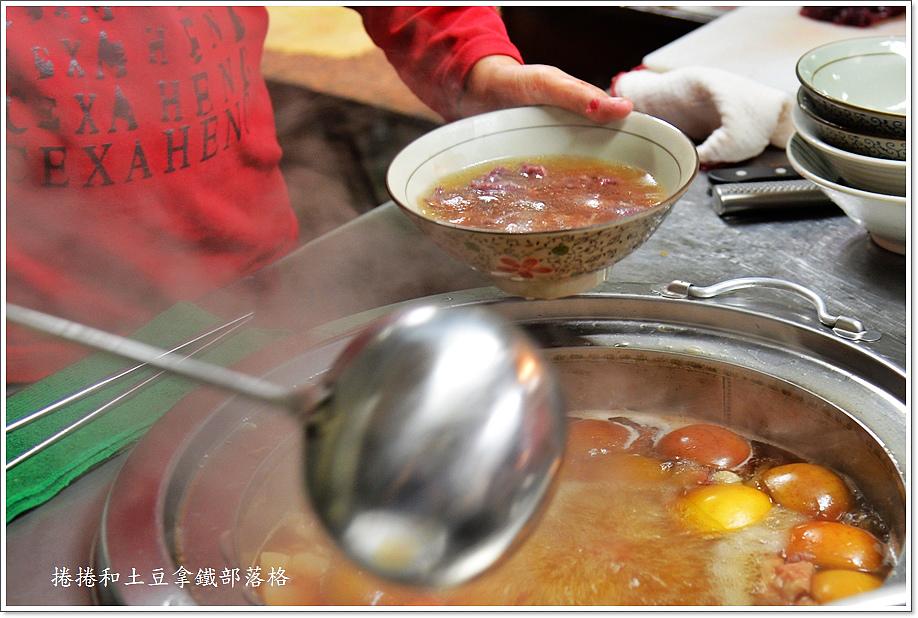 台南溫體牛肉湯-5