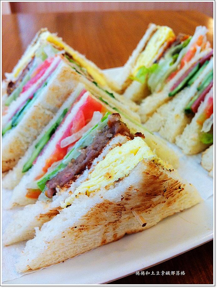 高雄1314碳烤三明治-2