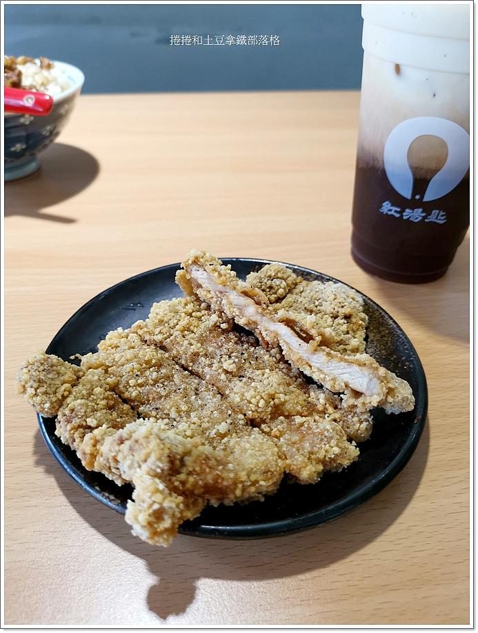 紅湯匙肉燥飯-7