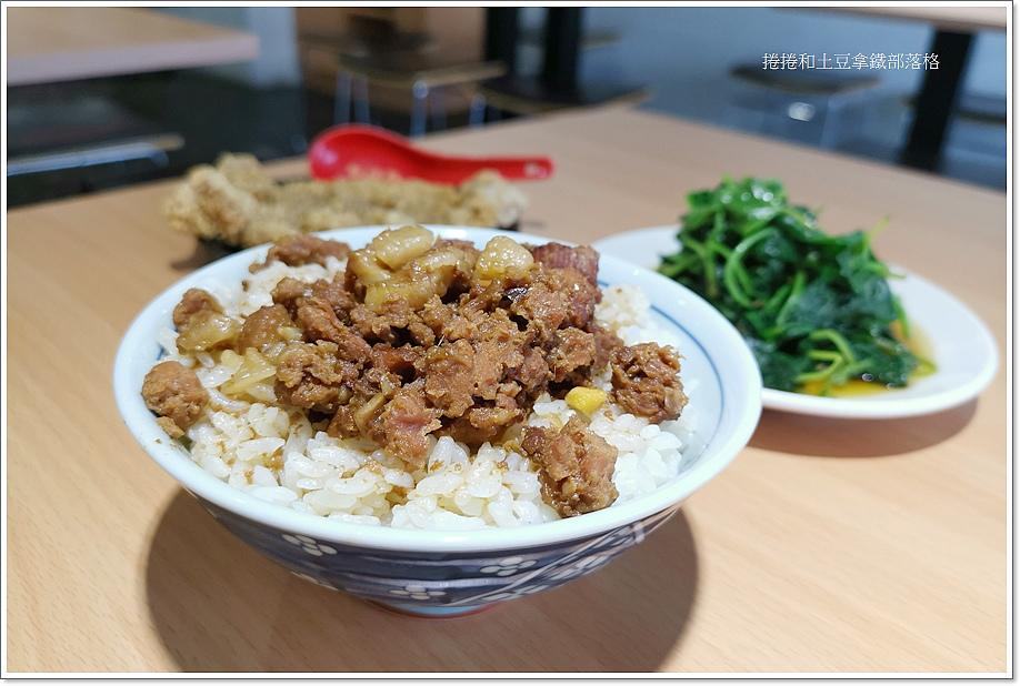 紅湯匙肉燥飯-10