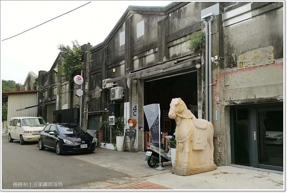 4C倉庫咖啡 4C Warehouse1