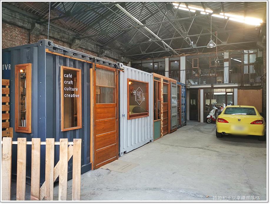 4C倉庫咖啡 4C Warehouse6