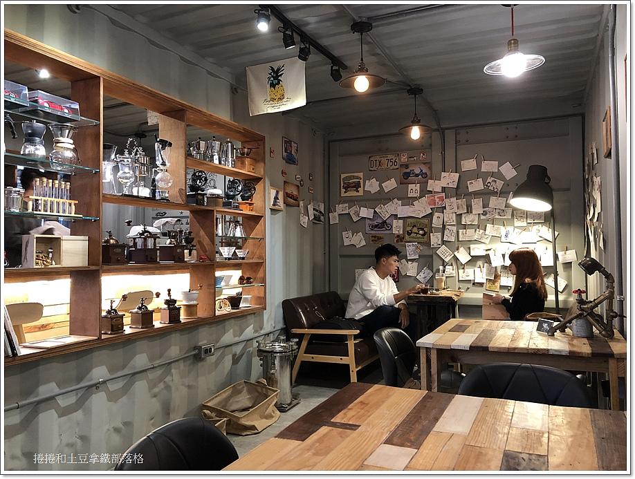 4C倉庫咖啡 4C Warehouse11