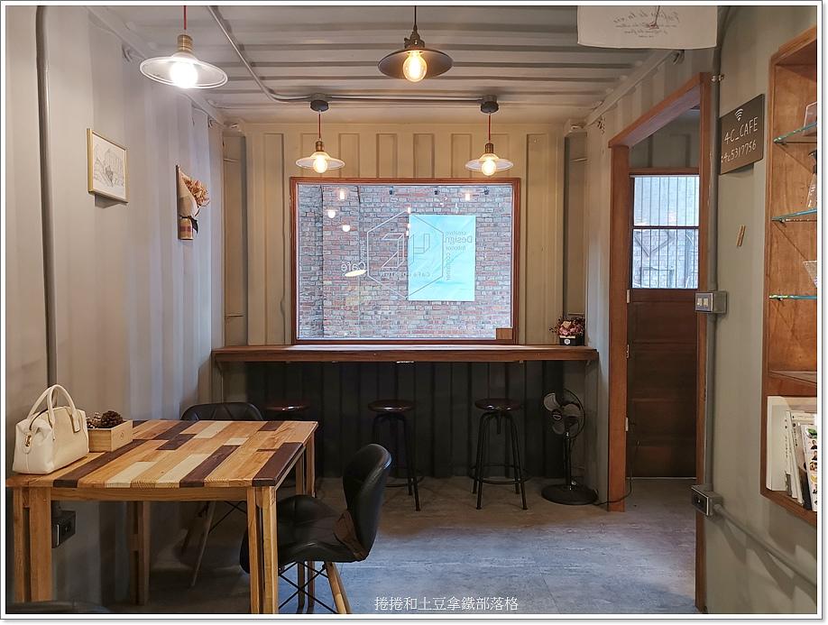 4C倉庫咖啡 4C Warehouse14