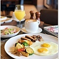 泉月樓早餐-5