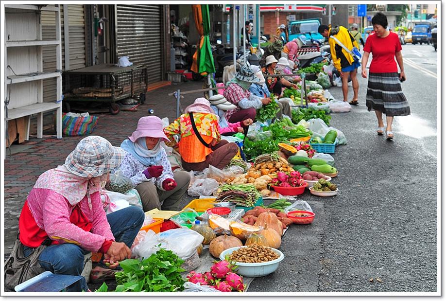 馬公菜市場