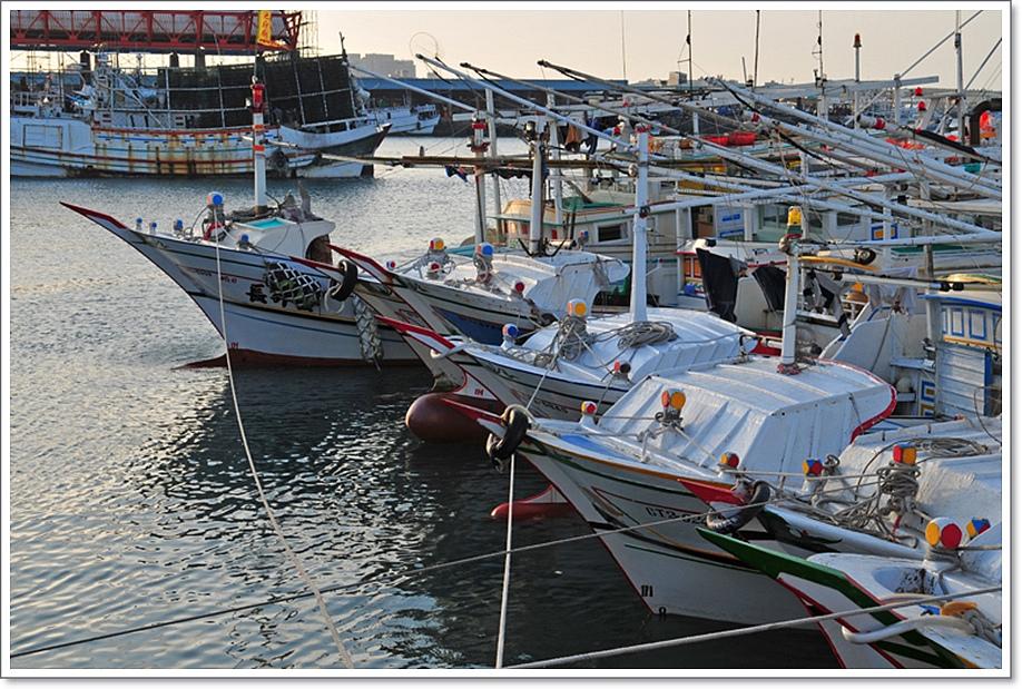 澎湖馬公漁港