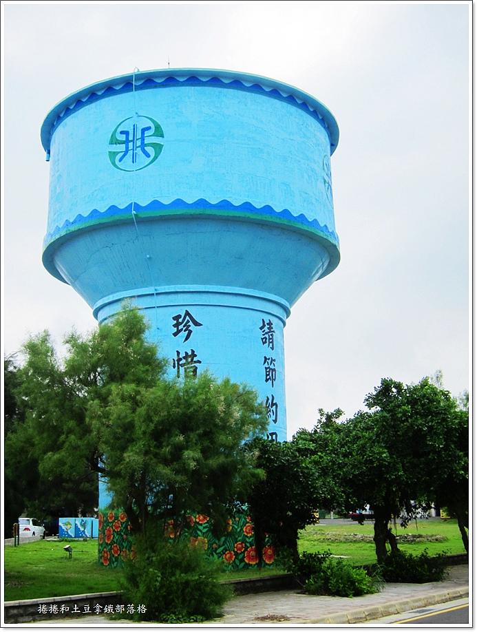 澎湖一千噸配水塔