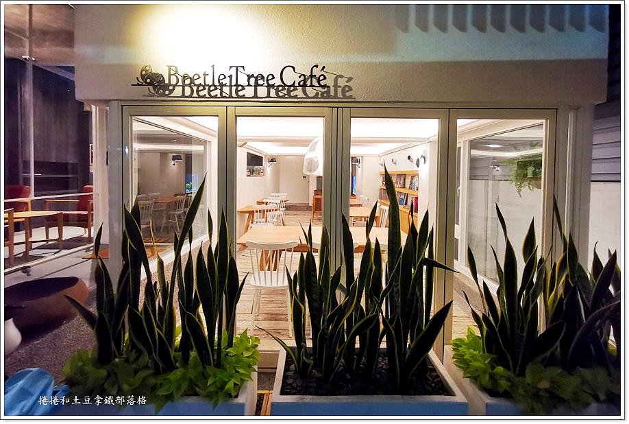 金龜樹咖啡-1