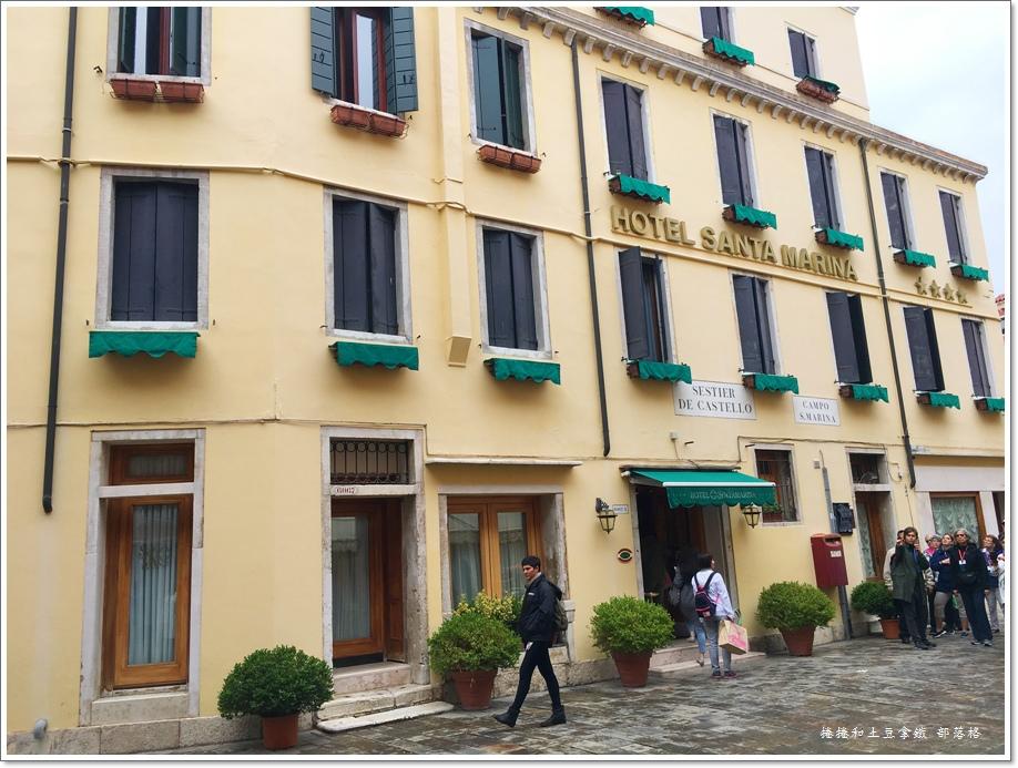 威尼斯Santa Marina飯店01.JPG