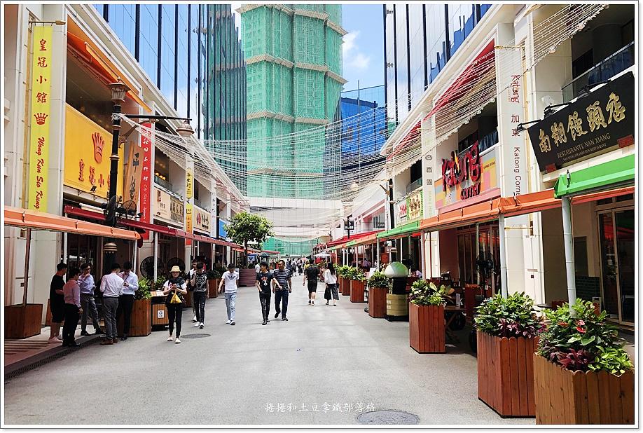 澳門百老匯美食街-4
