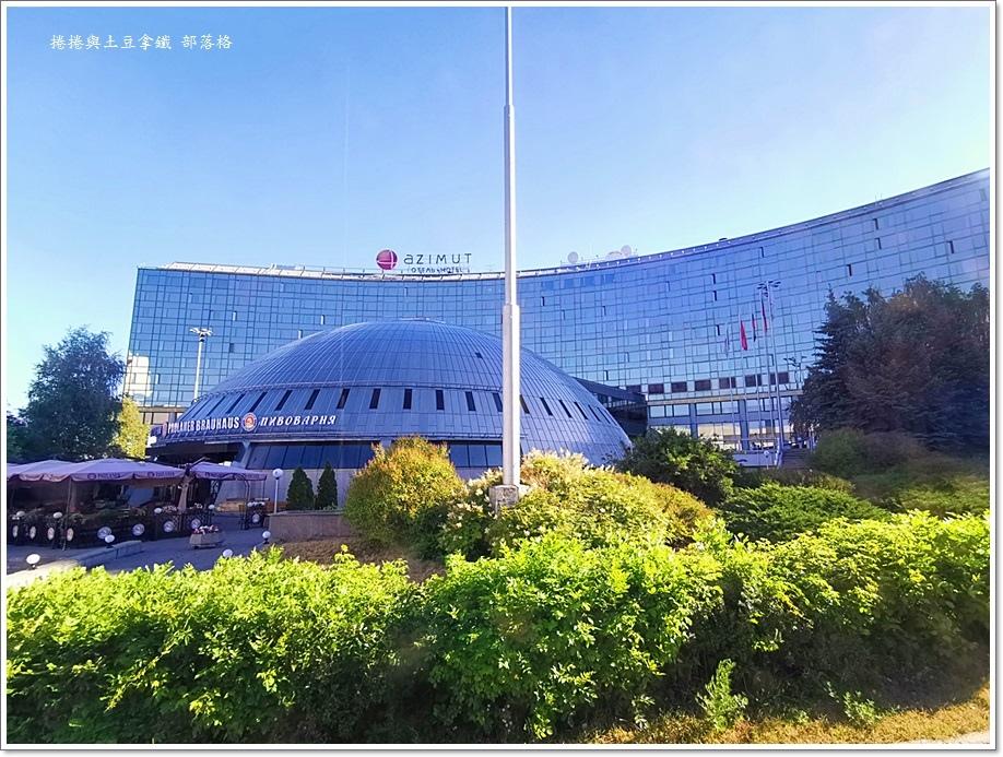 莫斯科Azimut Olympic Hotel 13.jpg