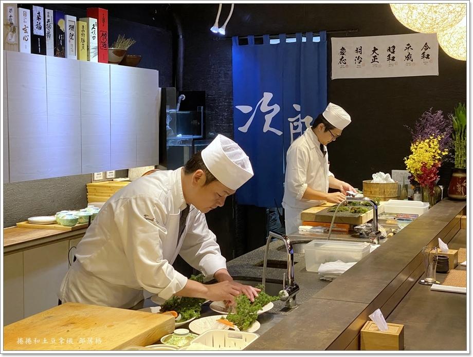 次郎本格日本料理09.JPG