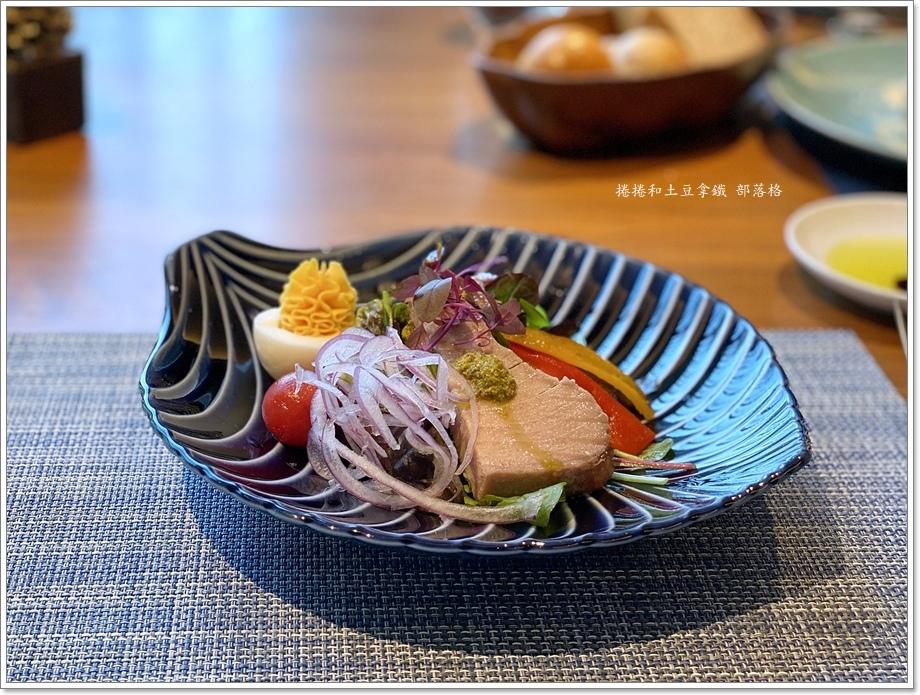 晶英行館Grill Ukai西餐05.JPG