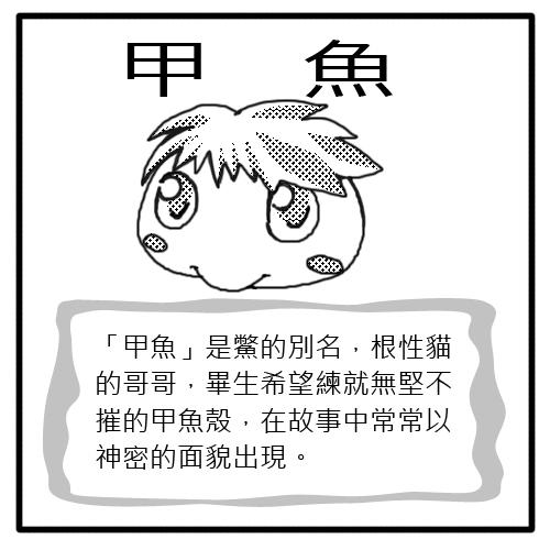 人物介紹--甲魚