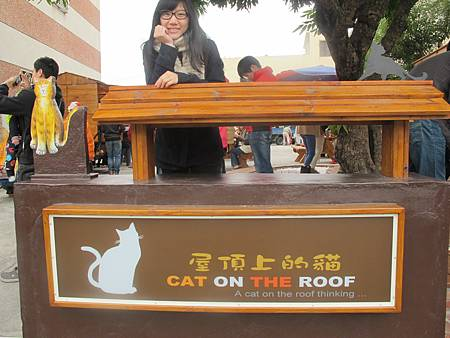 20131221_屋頂上的貓