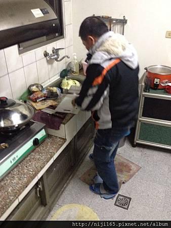 0120彩家料理 薑母鴨