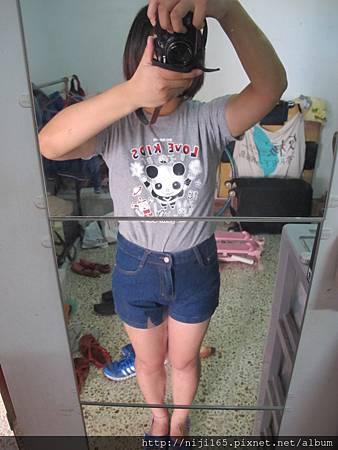 0607_牛仔短褲