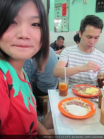 0621_香港 新界 上水 廣記冰室