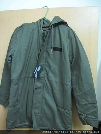 1020_韓版英倫風衣外套