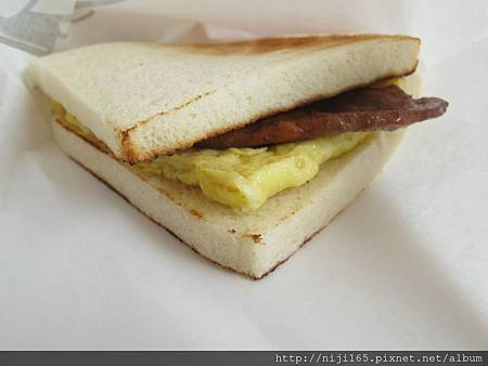 1102_喜得 炭燒三明治