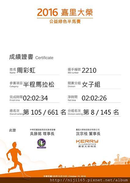 2016嘉里大榮公益綠色半馬賽-2210 (1)