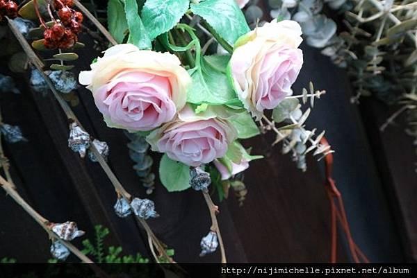 令人難過的玫瑰花