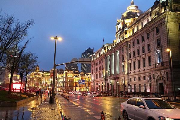 上海外灘街道