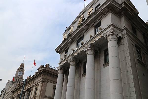 外灘招商銀行(白天)