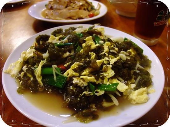 晚餐吃北門家常菜