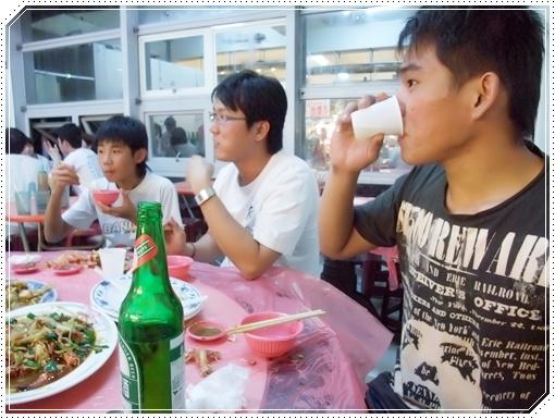 6個人吃14道菜!
