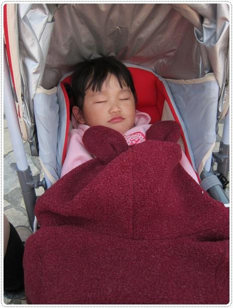 結果小人睡了1個多小時無論如何都搖不醒