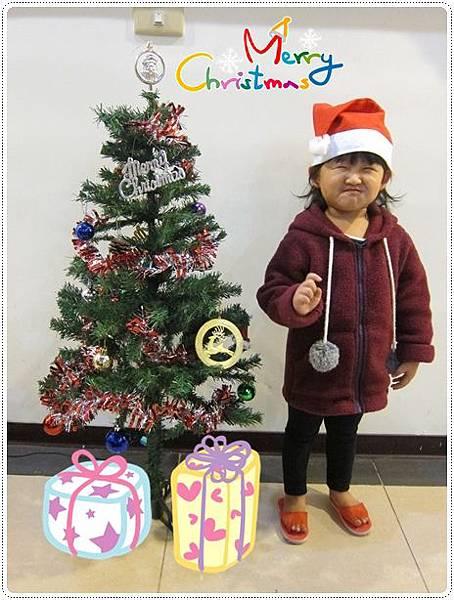 終於擁有耶誕樹好開心!