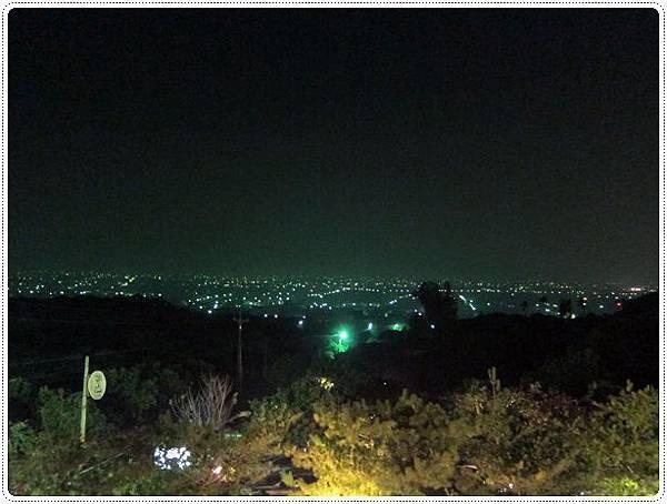 這面可以看夜景