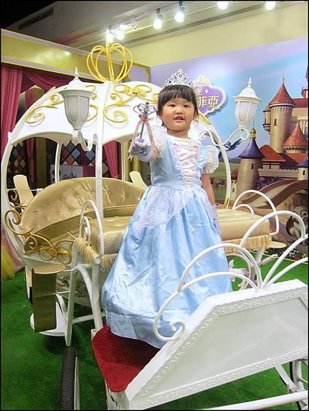 我的小公主!