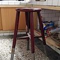 外公改造的愛的高腳椅