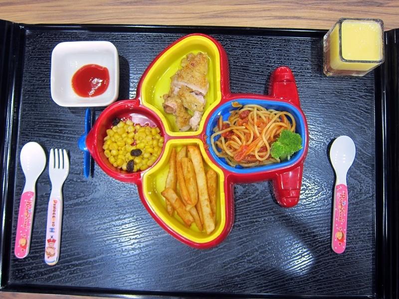 小雞蛋的兒童餐