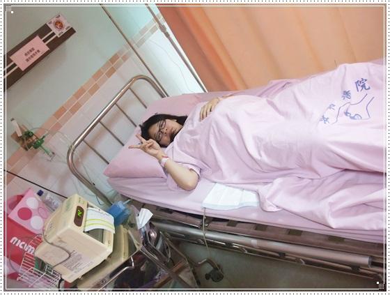 2011.1.25 到醫院待產