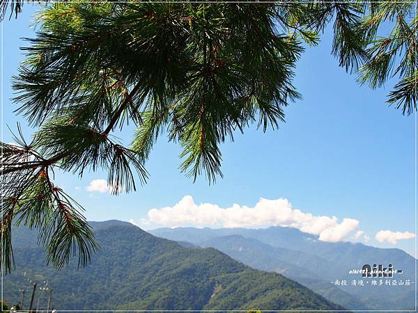 維多利亞山莊