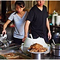 新竹城隍廟.柳家滷肉飯
