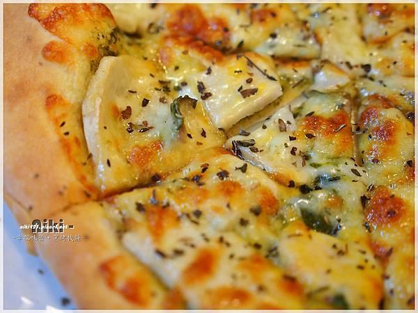 幸福味蕾窯烤披薩