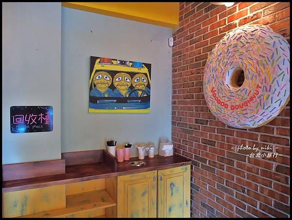 Voodoo Doughnut巫毒甜甜圈