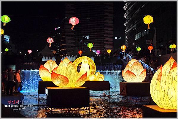 首爾燈節_清溪川燈會