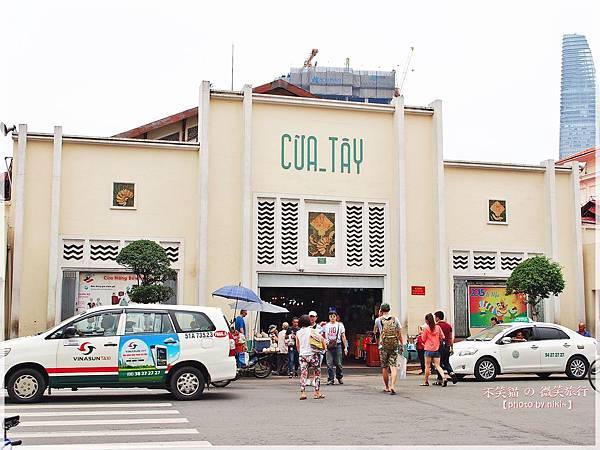 濱城市場Chợ Bến Thành