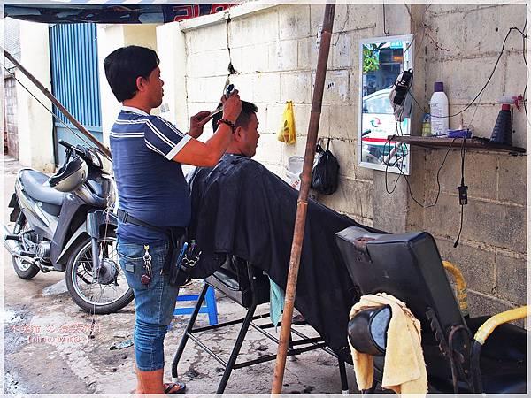越南胡志明街景