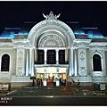 胡志明哥劇院.市政廳
