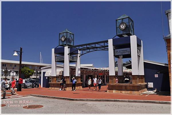 The Waterfront Knysna Quays&OCEAN BASKET
