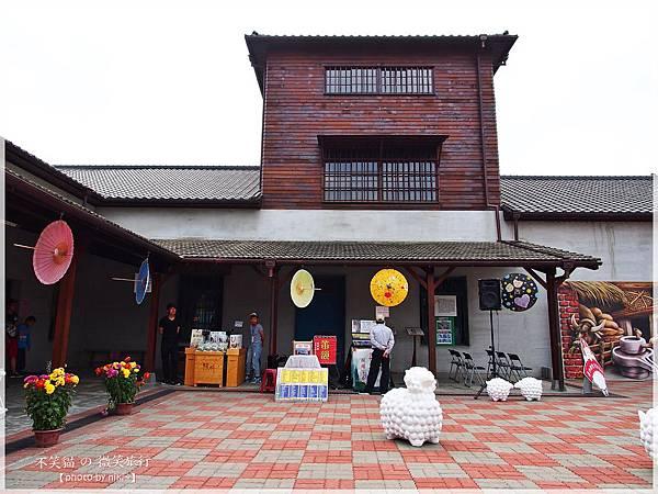 旗山碾米廠&旗山火車站