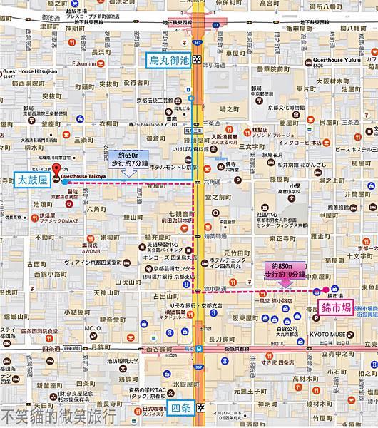 太鼓屋MAP