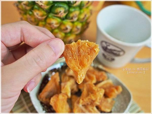 愛旺萊手焙鳳梨果乾